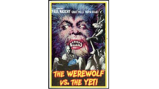 werewolf-yeti