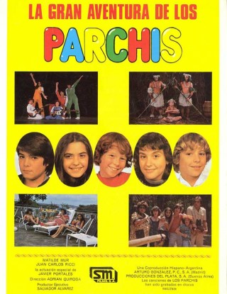 la-gran-aventura-de-los-parchis-movie-poster