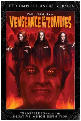 The Vengeance of the Zombies